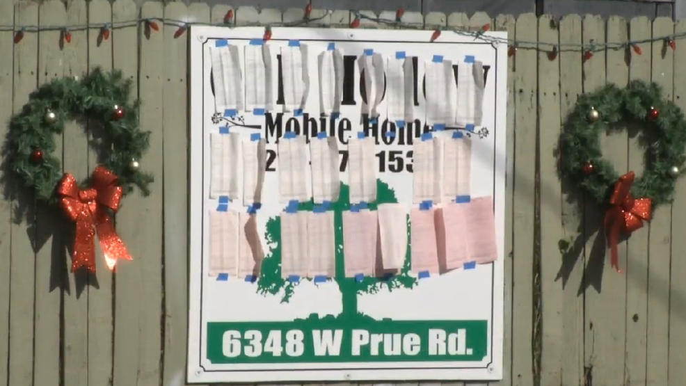 City Sues Mobile Home Park Owner After High Levels Of E