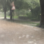 DC street severely flooded after Flash Flood Warning issued