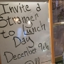 Springfield bakery owner creates 'Invite a Stranger to Lunch Day'