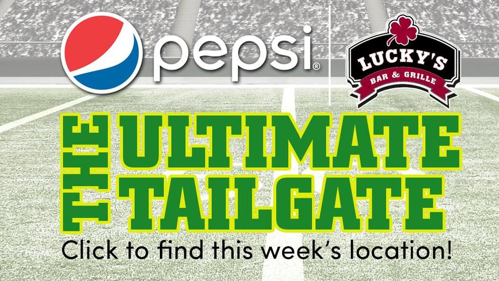 Pepsi Ultimate Tailgate Locations and Rules