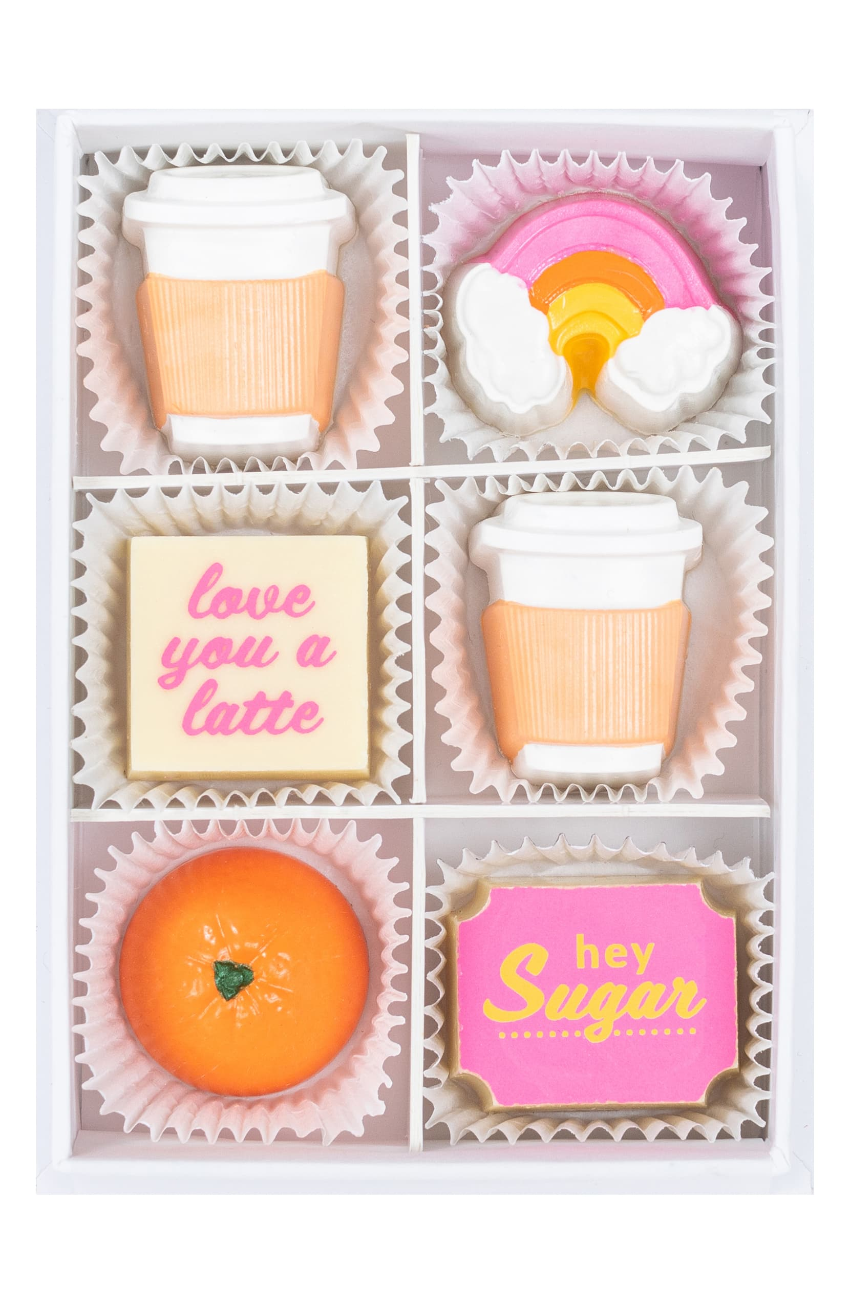 Chocolate for breakfast seems like a sweet start to the day, and this box of hand-painted confections is a treat that's worth getting out of bed for. Shop it: $32 (Image: Nordstrom){ }