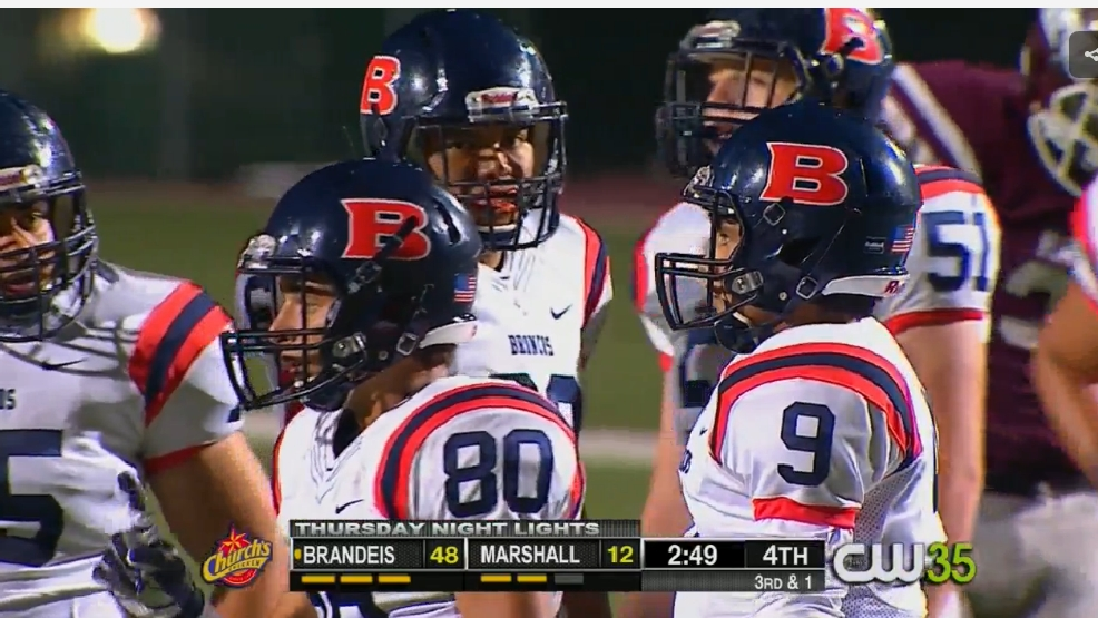 TNL Week 6: Brandeis defeats Marshall 48-12