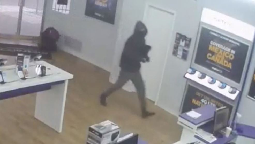 Video: Dayton Police release surveillance of armed robbery