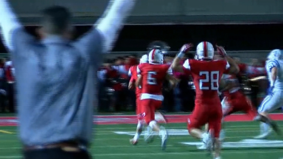 Sophomore QB Leads Sharyland Past Mission Veterans