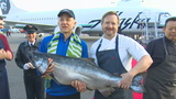 Copper River salmon makes its annual grand arrival into Seattle