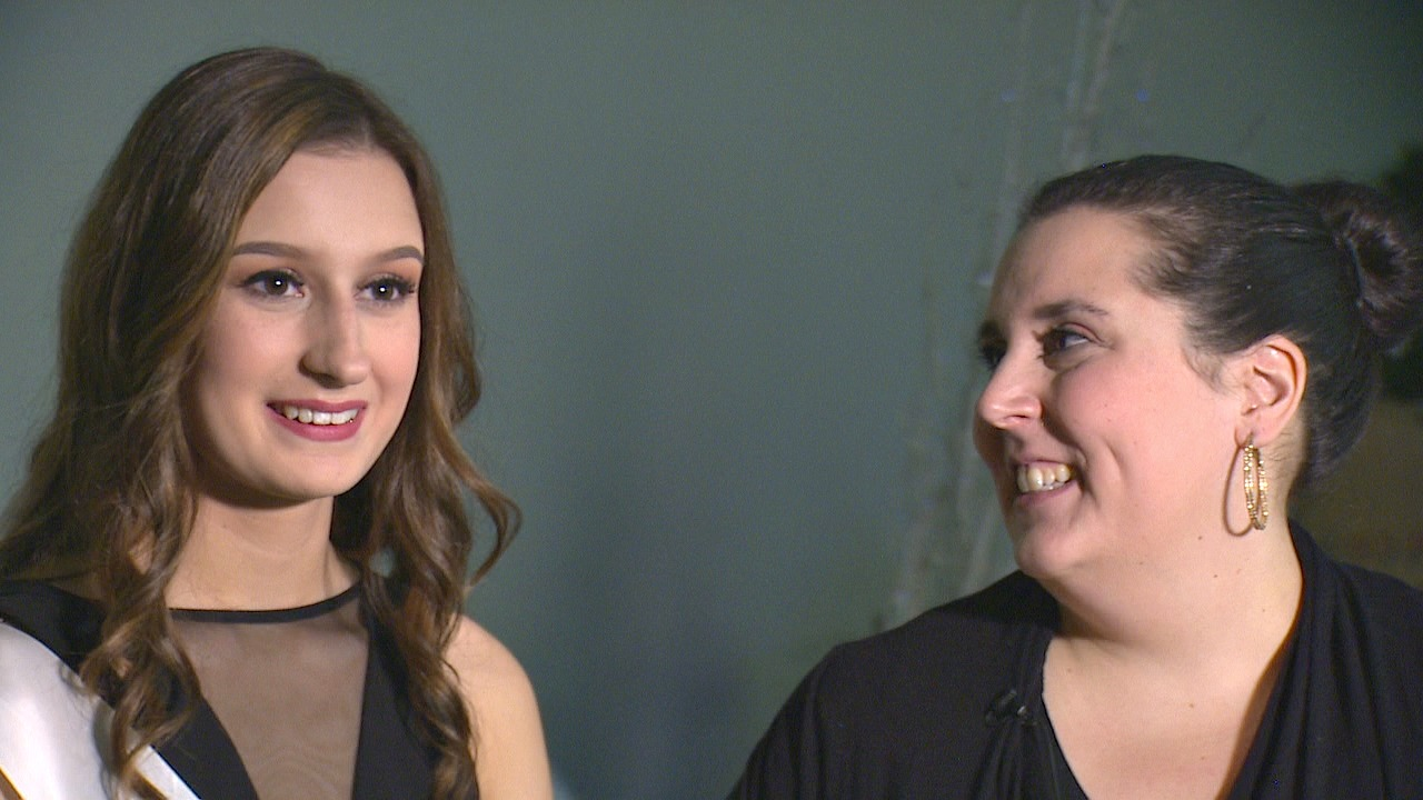 Exceptional Pageant Organizers Sami and Beth (Photo: KOMO News)<p></p>
