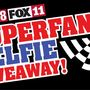 Your Super Fan Selfie could win you a $250 Huntington Mall gift card