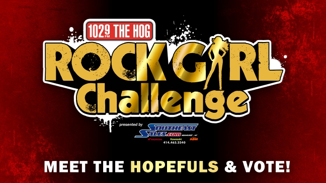 Vote for Your Favorite Rock Girl Challenge 2017 Hopeful