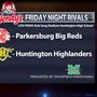 Parkersburg, Huntington High to meet for Wendy's Friday Night Rivals Game of the Week