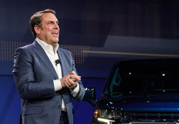 Mark Reuss takes on role of president at General Motors