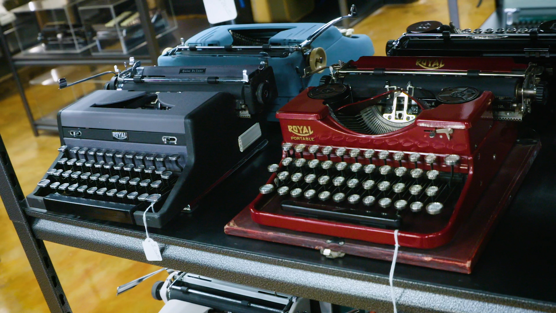 Typewriter Fever - Bremerton{&nbsp;}(Image: Seattle Refined)<br><p></p>