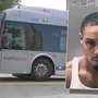 Man attacks disabled, homeless man on bus: 'You owe me for making my grandmother a slave'