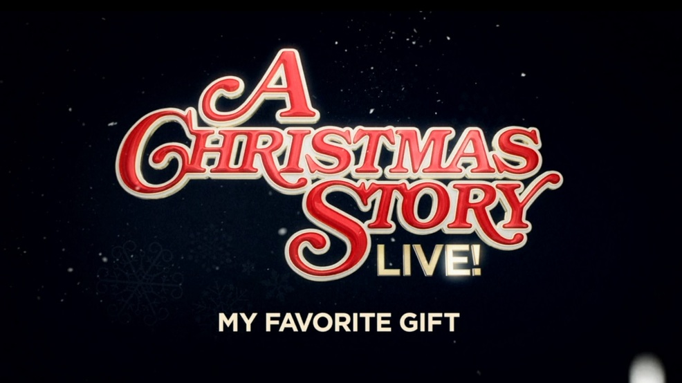 a christmas story live favorite gifts