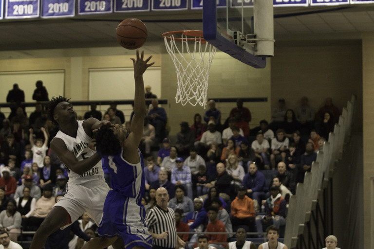 McCallie falls to Hamilton Heights, 53-69, in The McCallie Dr Pepper TEN Classic.