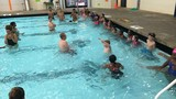 World's Largest Swimming Lesson teaches thousands the basics of water safety