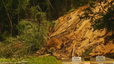 Contract to clean landslide from N.C. 9 could be awarded by Friday