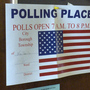 Voter turnout slow on primary election day