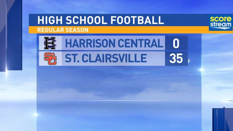 9.29.17 Highlights: Harrison Central at St. Clairsville