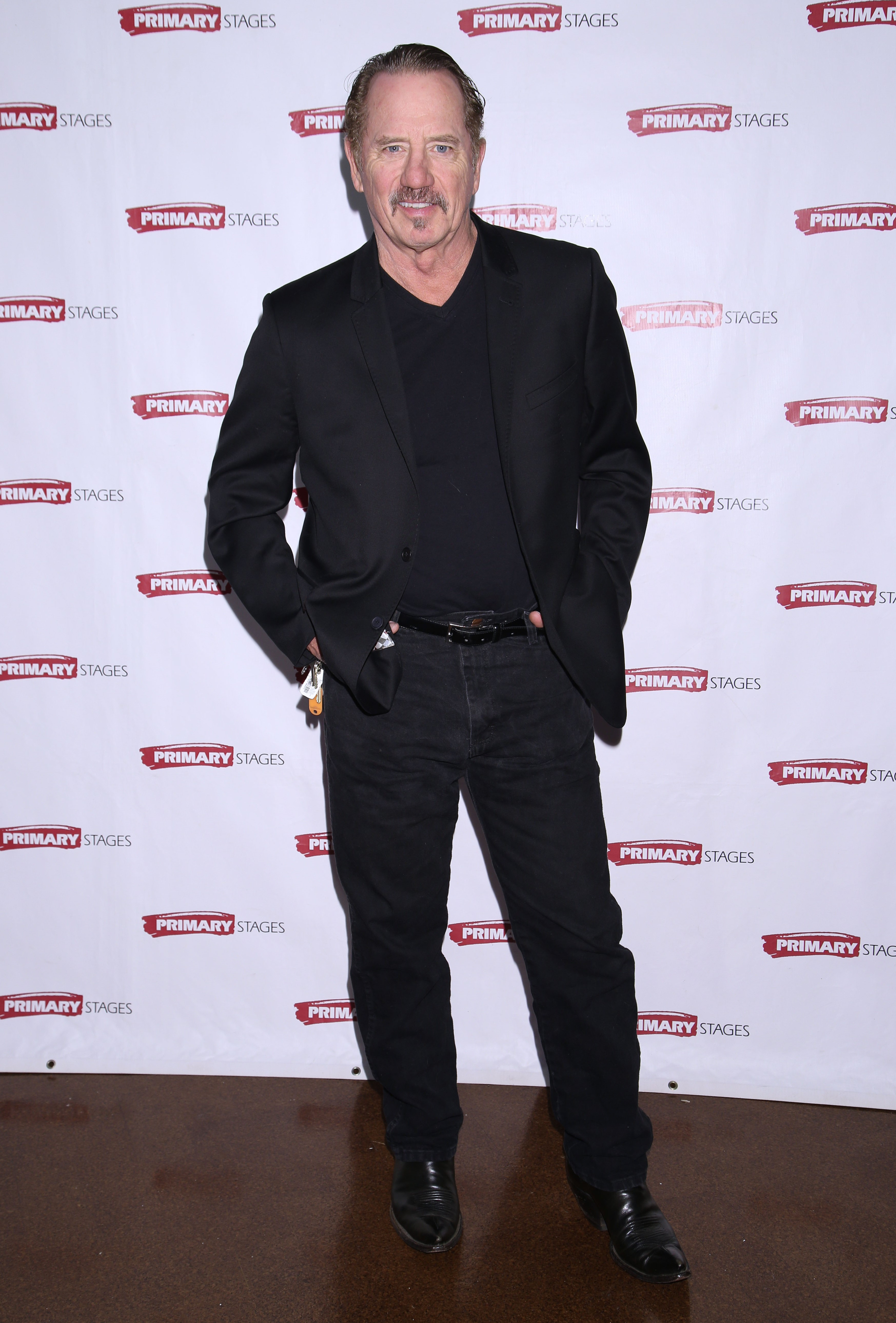 2015 Primary Stages Gala held at 583 Park Avenue - Arrivals.  Featuring: Tom Wopat Where: New York City, New York, United States When: 17 Nov 2015 Credit: Joseph Marzullo/WENN.com