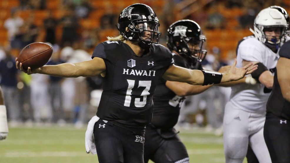 Nevada Opponent Preview Hawaii S Senior Laden Talent Will