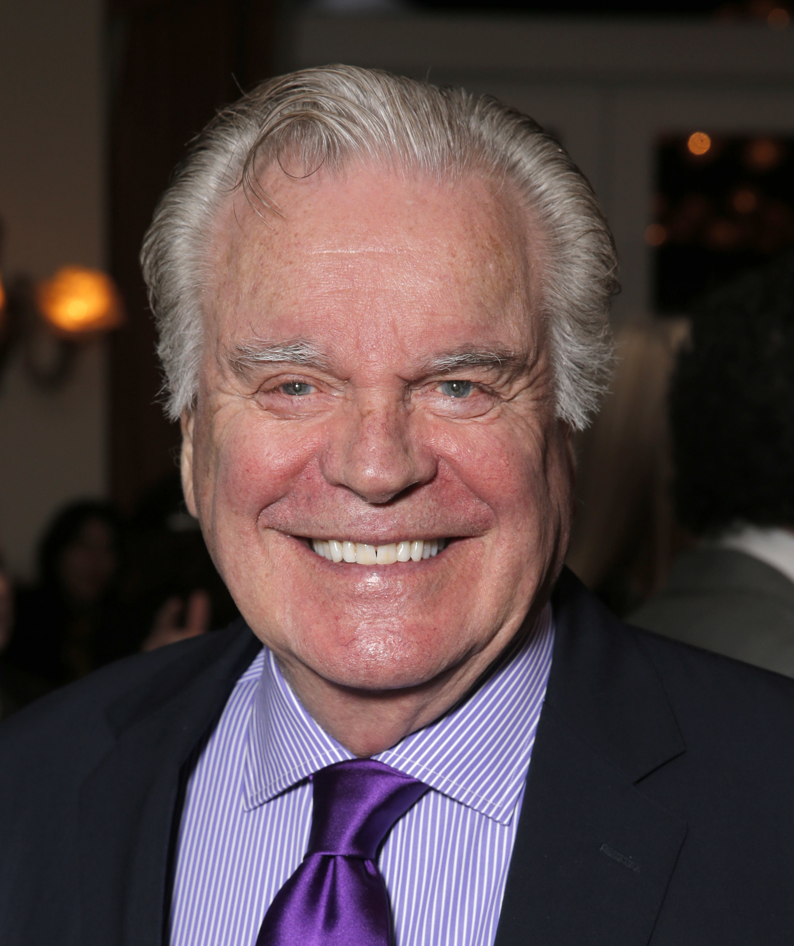 FILE - In this Dec. 1, 2013 file photo, Robert Wagner attends The Caucus for Producers, Writers and Directors 31st Annual Awards in Beverly Hills, Calif. (Photo by Todd Williamson /Invision/AP)<p></p>