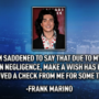 Strip headliner Frank Marino accused of keeping money meant for sick children