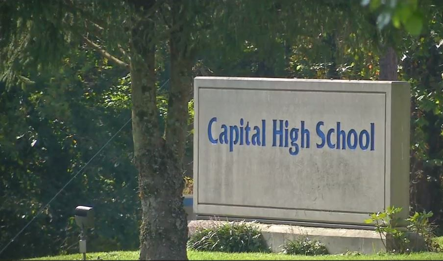 Students at least several area schools, including Capital High School, will be conducting activities Wednesday as students across the country are preparing for an organized walkout. (WCHS/WVAH)<p></p>