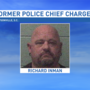 Former South Carolina police chief charged with robbing bank