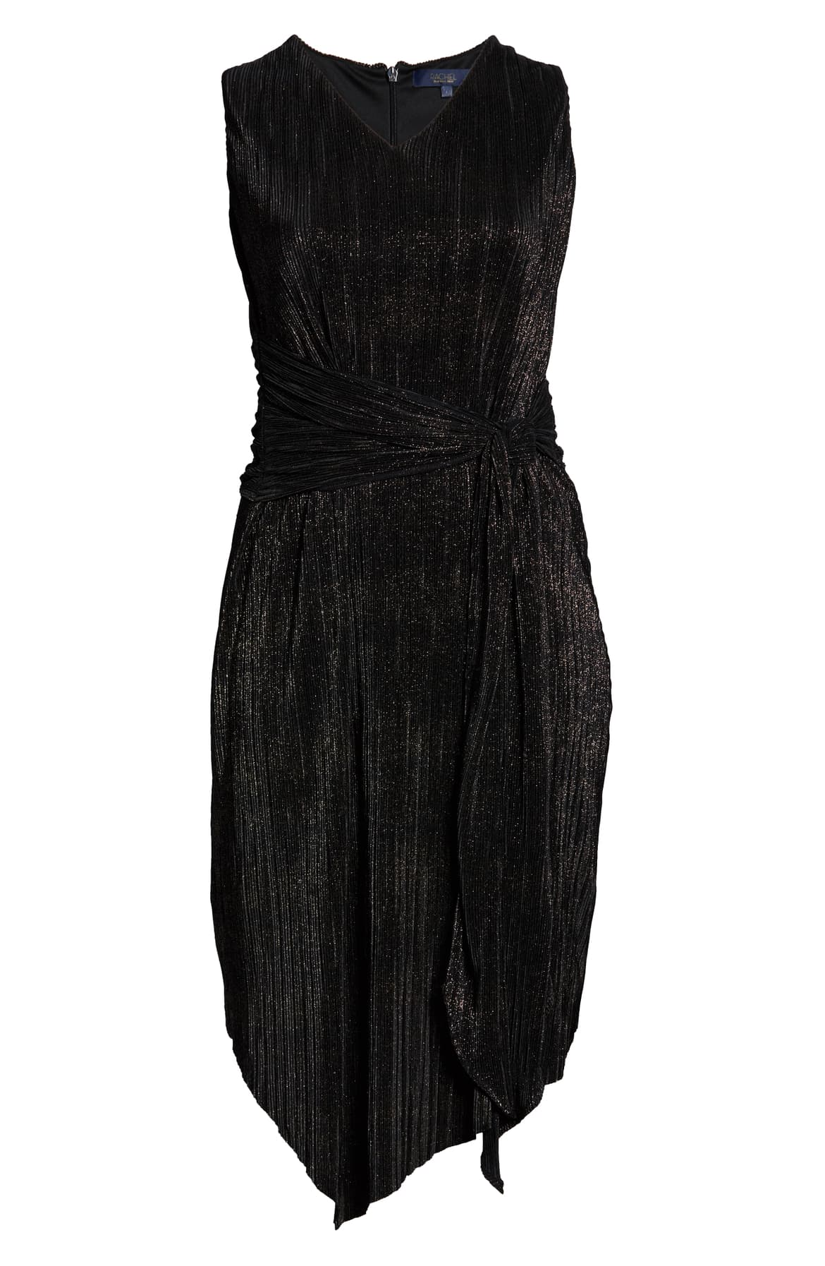 "<a  href=""https://shop.nordstrom.com/s/rachel-rachel-roy-alex-asymmetrical-cocktail-dress-plus-size/5400647/full?origin=keywordsearch-personalizedsort&breadcrumb=Home%2FAll%20Results&color=black%2F%20gold"" target=""_blank"" title=""https://shop.nordstrom.com/s/rachel-rachel-roy-alex-asymmetrical-cocktail-dress-plus-size/5400647/full?origin=keywordsearch-personalizedsort&breadcrumb=Home%2FAll%20Results&color=black%2F%20gold"">Rachel Rachel Roy Alex Asymmetrical Cocktail Dress - $129</a>. From cozy to gold hued to tailored, Nordstrom has the hottest trends for getting glam this holiday season! (Credit: Nordstrom)"