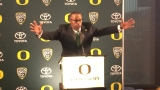 New Oregon coach: 'We can win a national championship. There's no reason not to'