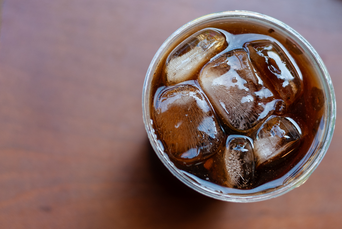 Iced coffee / Image: Kellie Coleman // Published: 12.27.20