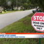 'Fake' stop signs near Innerarity Point cause a stir