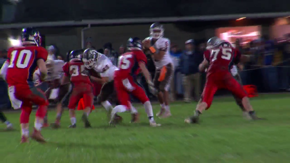 10.26.17 Video - Claymont vs. Indian Valley - High school football