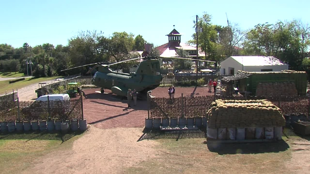Exhibit brings Vietnam War experience to life at Patriots Point