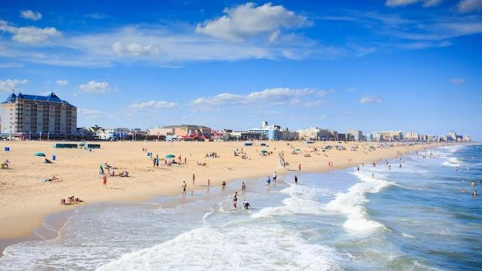 beach closed in ocean city after accidental shooting overnight wbff