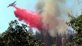 Cedar Fire size, containment both up