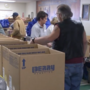 Northeast Community Funds hands out Thanksgiving baskets