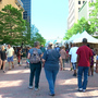 Vendors finally get sunny day, sales on third day of Mayfest